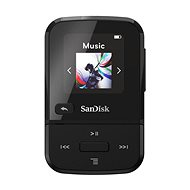 SanDisk MP3 Clip Sport Go2 32GB, Black - MP3 Player