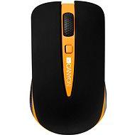 Canyon CMSW6O čierno-oranžová - Myš
