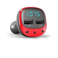 Energy Sistem Car Transmitter FM Red - FM Transmitter