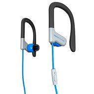 Energy Sistem Earphones Sport 1 Blue - Slúchadlá s mikrofónom