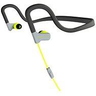 Energy Sistem Earphones Sport 2 Yellow - Slúchadlá s mikrofónom