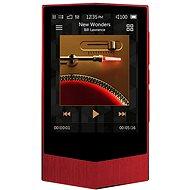 COWON Plenue V 64 GB červený - FLAC prehrávač