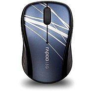 Rapoo 3100p 5.8GHz modrá - Myš