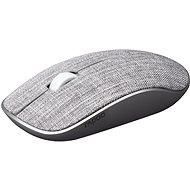 Rapoo 3510 Plus sivý textil - Myš