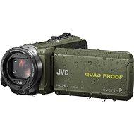 JVC GZ-R435G - Digitálna kamera