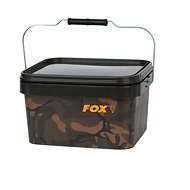 FOX Camo Square Bucket 5 l - Vedro