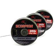 Zfish Scorpion Sinking Braid 20m