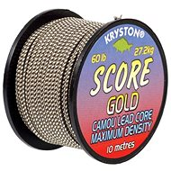Kryston Score Gold Brown 60 lb 10 m - Šnúra
