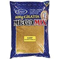 Lorpio Mega Mix Carp Scopex Vanilla 3 kg - Vnadiaca zmes