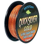 Kryston Quicksilver Gold 45 lb 20 m - Šnúra