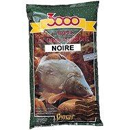 Sensas 3000 Carpes Noir 1 kg - Vnadiaca zmes