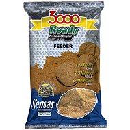 Sensas 3000 Ready Feeder 1,25 kg - Vnadiaca zmes