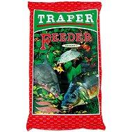 Traper Secret Feeder červený 1 kg - Vnadiaca zmes