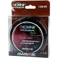 AWA-S – Vlasec Ion Power Brown Carp 0,309 mm 11,95 kg 1200 m - Vlasec