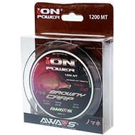 AWA-S – Vlasec Ion Power Brown Carp 0,350 mm 21,1 kg 1200 m - Vlasec