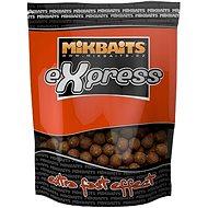 Mikbaits – eXpress Boilie Polnočný pomaranč 18 mm 1 kg - Boilies