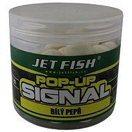 Jet Fish Pop-Up Signal Biele korenie 16 mm 60 g - Plávajúce boilies