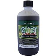 Jet Fish Sweet Liquid Ananás/Banán 500 ml - Booster