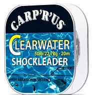 Carp´R´Us Clearwater Shock Leader 50 lb 20 m - Fluorcarbon
