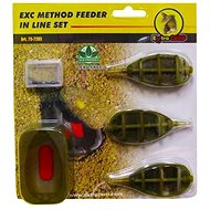 Extra Carp Method Feeder Set 20,25,30g + formička - Krmítko