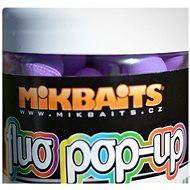 Mikbaits Plávajúci fluo Pop-Up Pikantná slivka 10 mm 60 ml