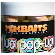 Mikbaits Plávajúci fluo Pop-Up Polnočný pomaranč 10 mm 60 ml