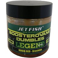 Jet Fish Boosterované dumbles Legend Robin Red + Brusnica 14 mm 120 g - Dumbles