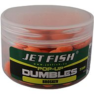 Jet Fish Pop-Up dumbles Signal Broskyňa 11 mm 40 g - Plávajúce bollies