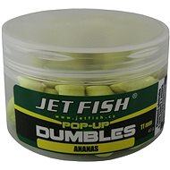 Jet Fish Pop-Up dumbles Signal Ananás 11 mm 40 g - Plávajúce bollies