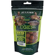 Jet Fish Boilie Legend Club Červená + Plum/Scopex 20 mm 250 g - Boilies