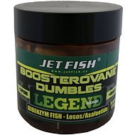 Jet Fish Boosterované dumbles Legend Bioenzym Fish + Losos/Asafoetida 14 mm 120 g - Dumbles