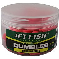 Jet Fish Pop-Up dumbles Signal Halibut/Cesnak 11 mm 40 g - Plávajúce bollies