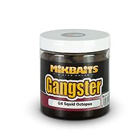 Mikbaits Gangster Boilies v dipe G4, Squid Octopus 24 mm 250 ml - Boilies