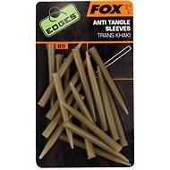 FOX Edges Anti Tangle Sleeves Trans Khaki 25ks - Prevlek