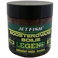 Jet Fish Boosterované boilie Legend Korenený tuniak + broskyňa 20 mm 120 g - Boilies
