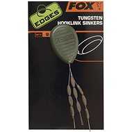 FOX Tungsten Hooklink Sinkers 9ks - Stoper