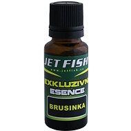 Jet Fish Exkluzívna esencia, Brusnica 20 ml - Esencia