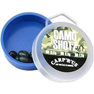 Carp´R´Us Camo Shotz 0,90 g Camo Brown 15 g - Broky