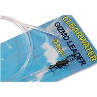 Carp´R´Us Clearwater Gizmo Swivel Leader 50 lb 92 cm 2 ks - Nadväzec
