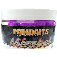 Mikbaits – Mirabel Fluo Boilie Pikantná slivka 12 mm 150 ml - Boilies