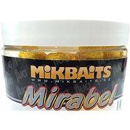 Mikbaits – Mirabel Fluo Boilie Cesnak 12 mm 150 ml - Boilies