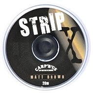 Carp´R´Us StripX Matt Hnedá 15 lb 20 m