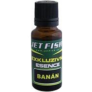 Jet Fish Exkluzívna esencia, Banán 20 ml - Esencia