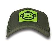 RidgeMonkey - Šiltovka Trucker Cap zelená - Šiltovka
