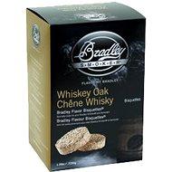 Bradley Smoker – Brikety Whiskey Dub 48 kusov - Brikety