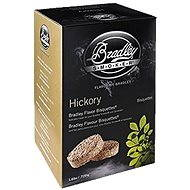 Bradley Smoker – Brikety Hickory 120 kusov - Brikety