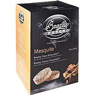 Bradley Smoker – Brikety Mesquite 120 kusov - Brikety