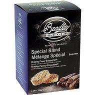 Bradley Smoker – brikety Special Blend 120 kusov - Brikety