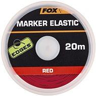 FOX Marker Elastic 20 m Red - Šnúra
