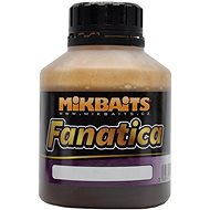 Mikbaits Fanatica Booster, Kalamár Black pepper Asa 250 ml - Booster